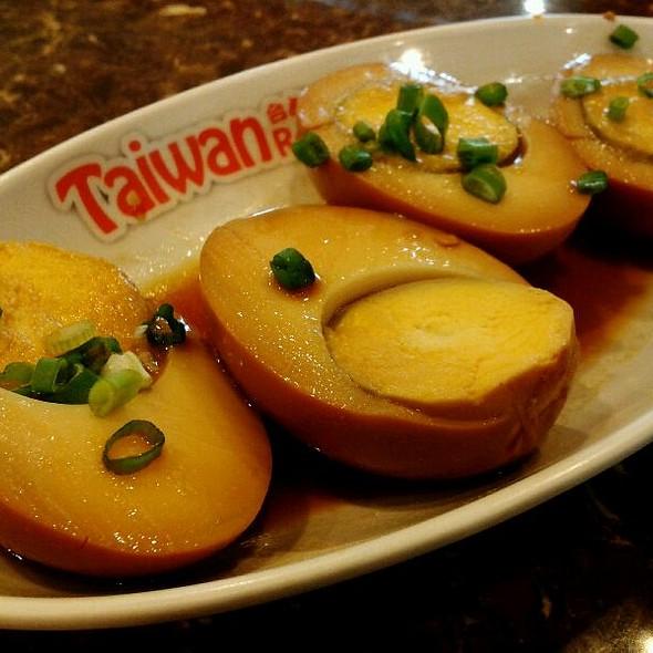 Braised eggs @ taiwan recipe