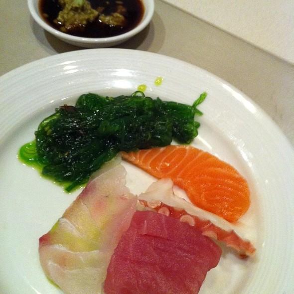 Sushi @ Cuisine Unplugged โรงแรม Pullman