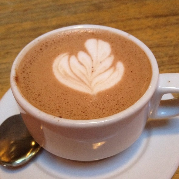 Cafe Mocha - Spicy Maya @ Coupa Cafe