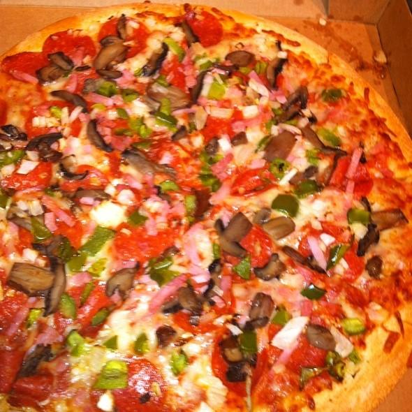 Pizza @ Little Caesar's Pizza