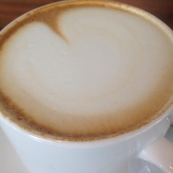 Cappuccino @ Area Four