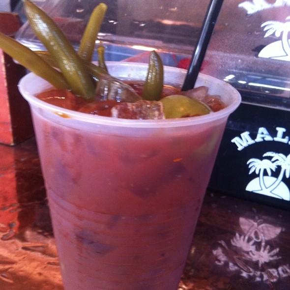Cajun Bloody Mary @ Royal Sonesta Hotel