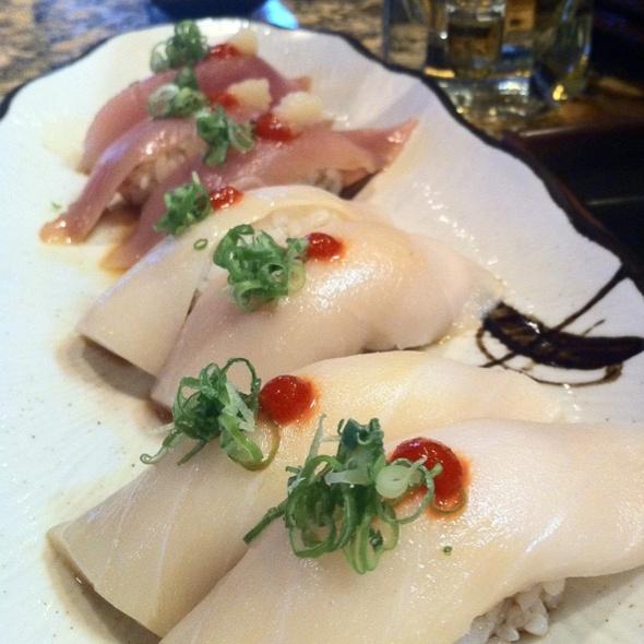 White Tuna @ Matsu Sushi