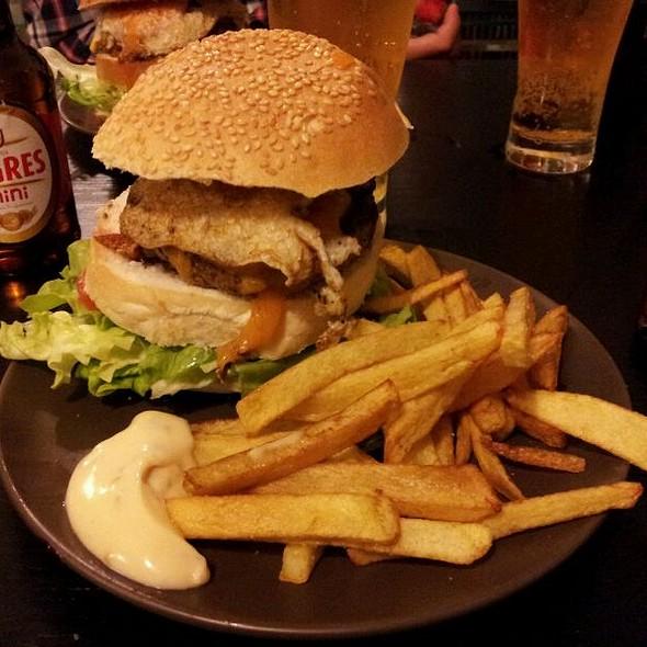 Hamburguer Honorato @ Honorato Hamburgers Artesanais