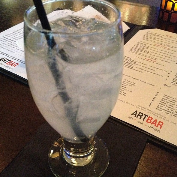 Gin Garden @ Art Bar
