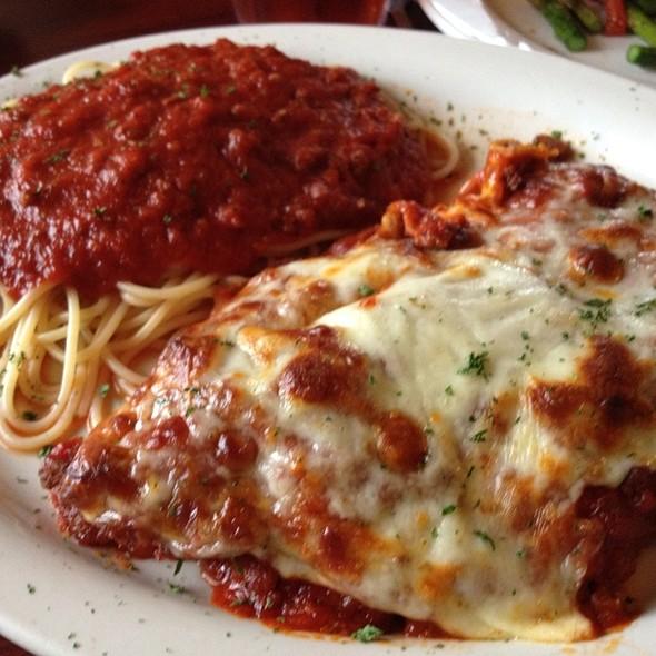 Chicken Parmesan @ Dimaggio's Pizza