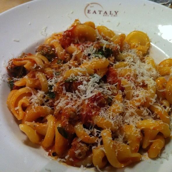 Pasta @ Eataly