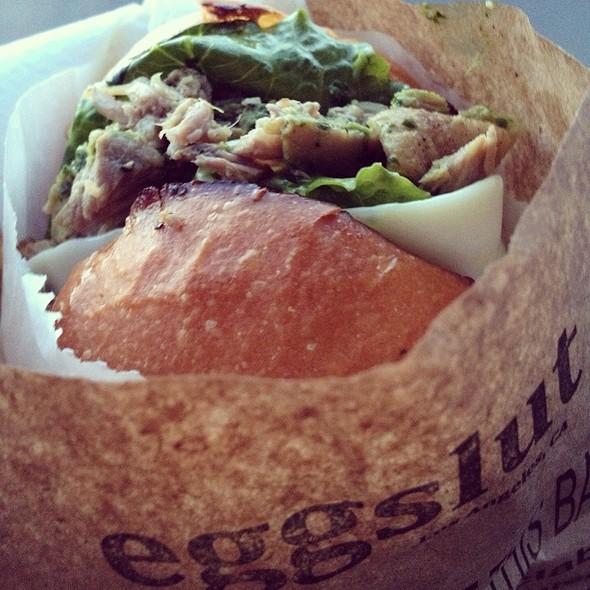 The Nita @ Eggslut Food Truck