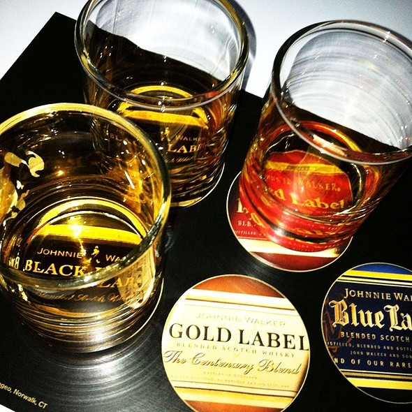 Johnnie Walker Black Label Blended Scotch Whiskey  @ Fort Mason, San Francisco, CA
