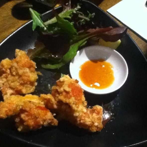 Crispy Chicken @ Ramen Jinya