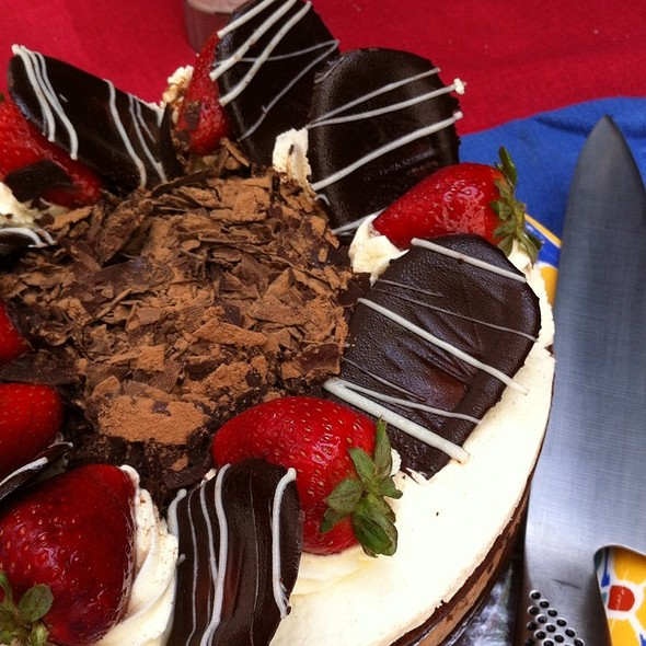 Chocolate Fudge Cake @ The Granary Cafe & Corporate Catering