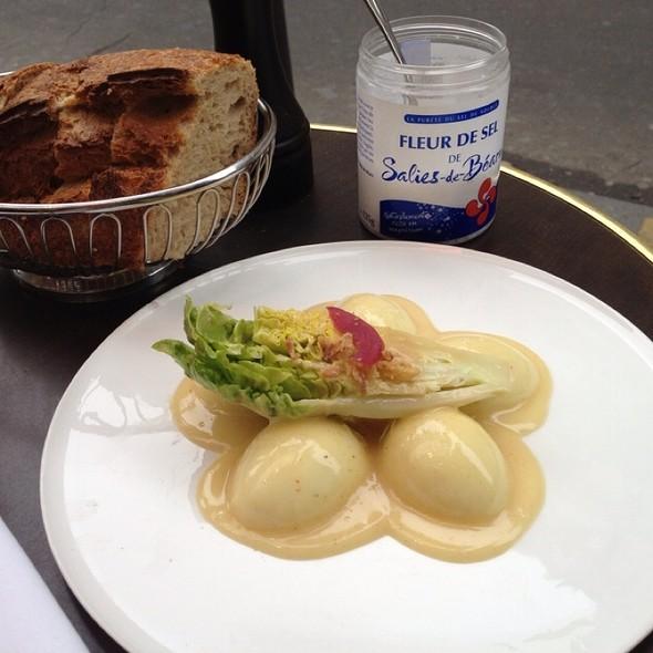Oeufs Mayonnaise @ Paris