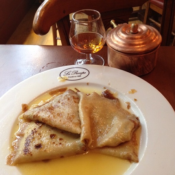 Crepe Suzette @ Paris