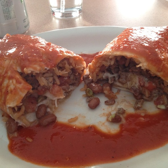 Super Burrito @ Anita's Mexican Food