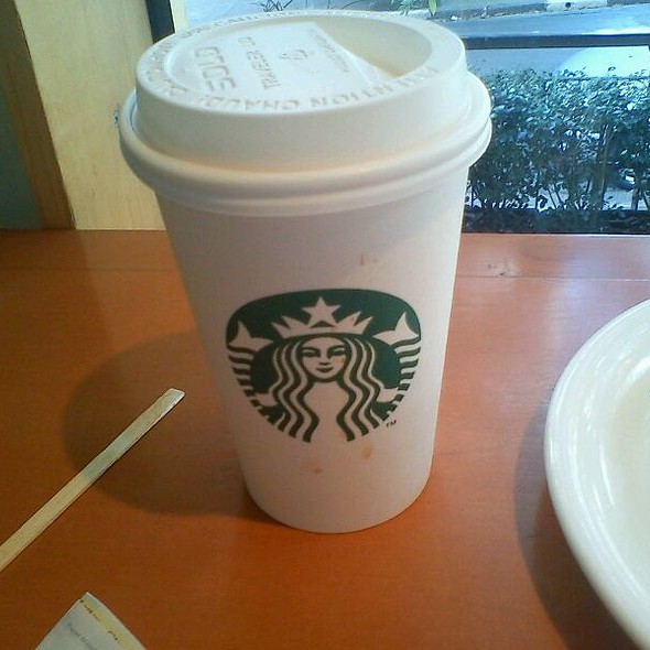 Cafe Latte @ Starbucks