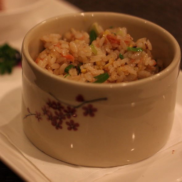 Fried Rice @ 花季度假飯店Spring Hill Resort