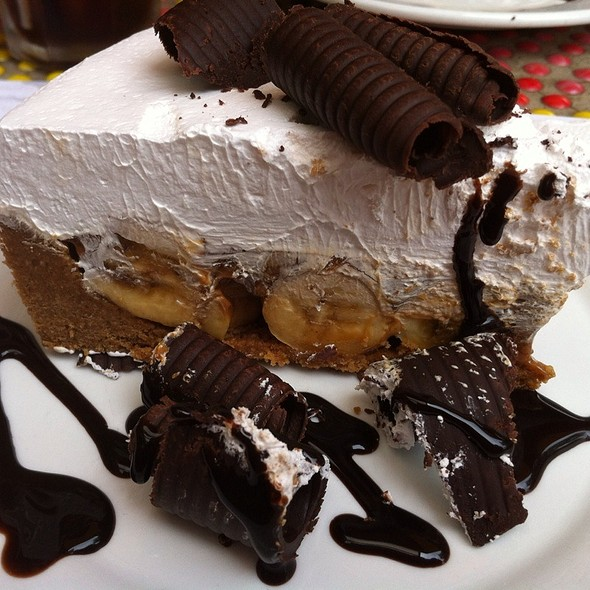 Banoffee Pie @ Banapple Pies & Cheesecakes