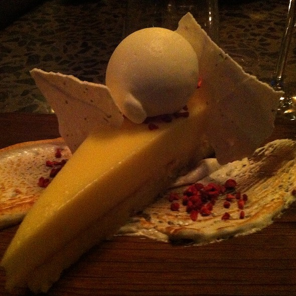 Lemon Meringue Pie @ Barbecoa