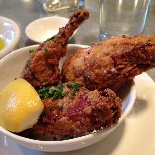 Fried Rabbit @ il buco alimentari & vineria