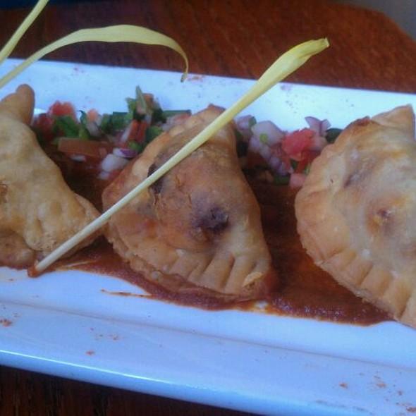 Empenadas @ Atlas Restaurant