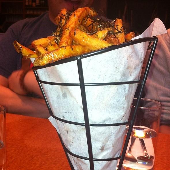 Nori Fries @ Shiso Tree Cafe