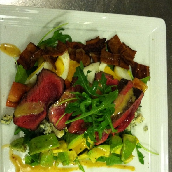Gables Beef Tenderloin Cobb Salad @ The Gables