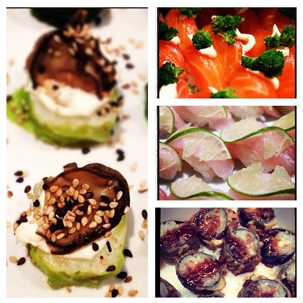 Sushis Deliciosos @ Sushi Masa