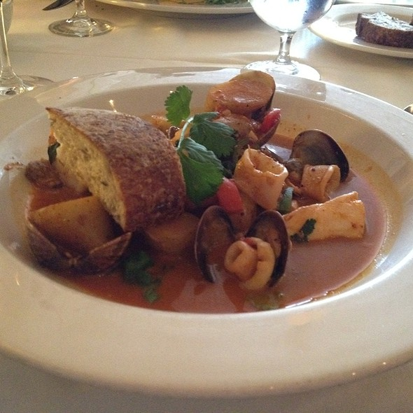 Seafood Stew @ Higgins Restaurant & Bar