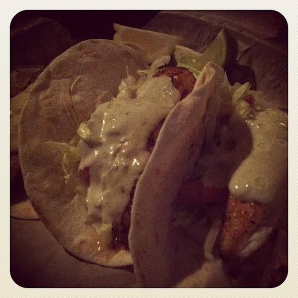 fish tacos @ Bearfoot Tavern