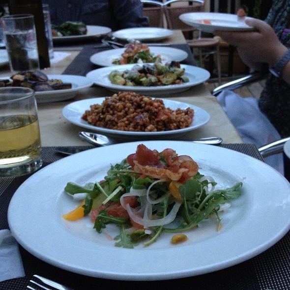 Salad @ Tre Trattoria - Tuscan Italian Ristorante