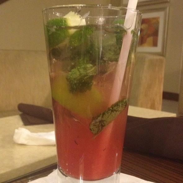 Strawberry Mojito @ Hyatt Regency Capitol Hill