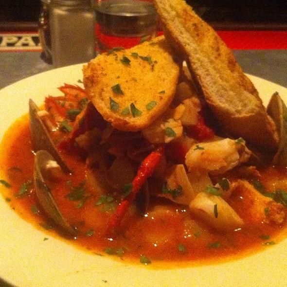 Seafood Stew @ Pi PIzzeria