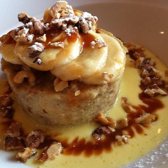 Banana Bread Pudding @ Terrapin Creek Cafe / Restaurant