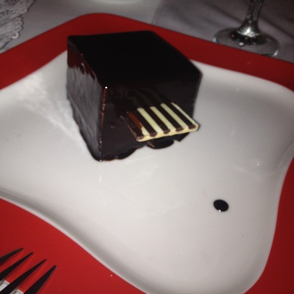 Chocolate Grenache - Erling Jensen The Restaurant, Memphis, TN