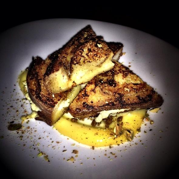 French Toast For Desert! @ Sorella