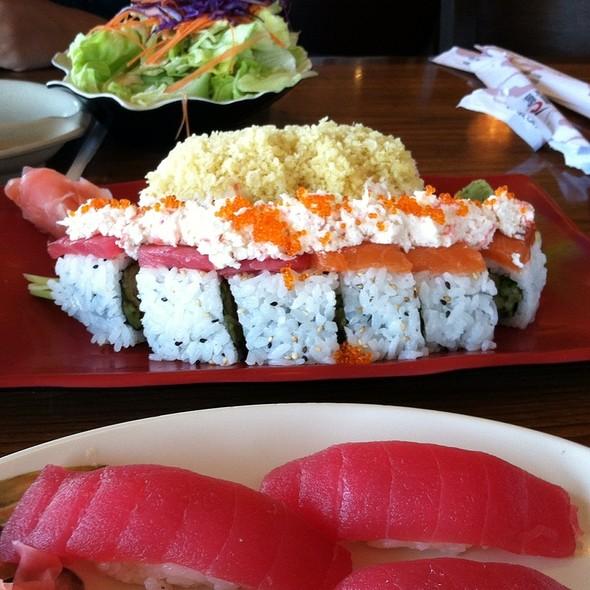 Sushi @ Yo Sushi