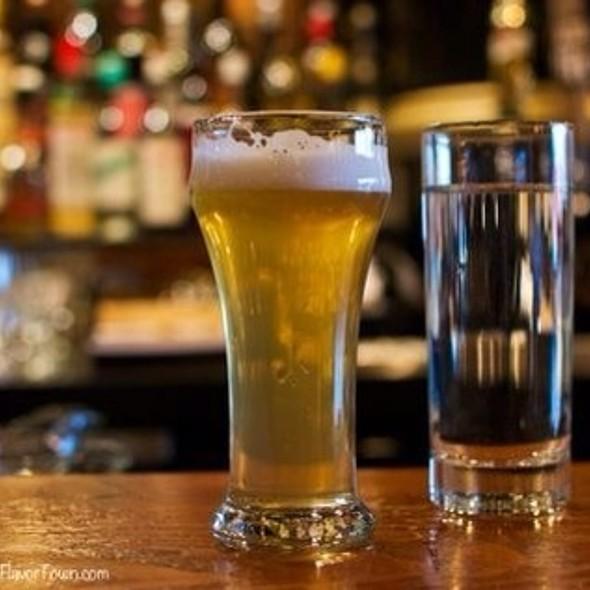 Beer - Pourhouse Restaurant, Vancouver, BC