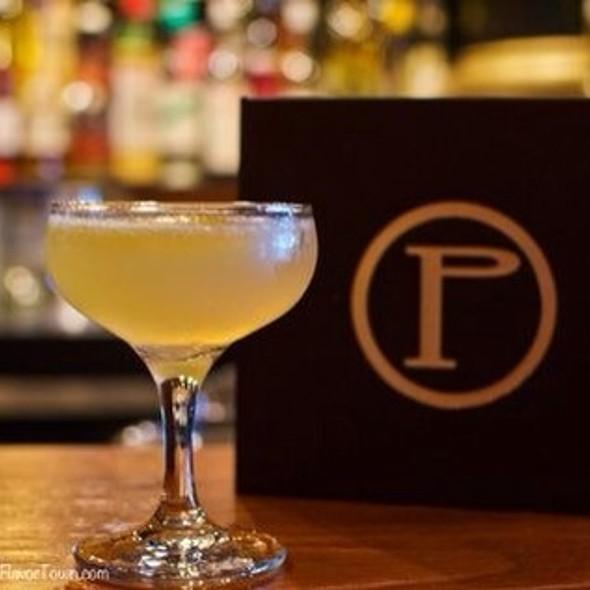 The Johnson County Cocktail - Pourhouse Restaurant, Vancouver, BC