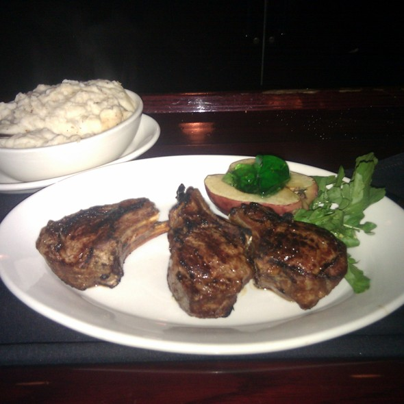 Lamb Chops @ Morton's the Steakhouse