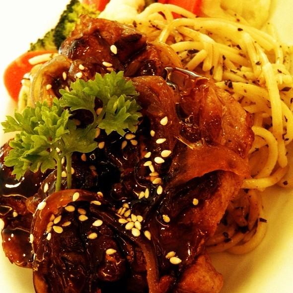 Chicken Teriyaki Pasta @ Swensens
