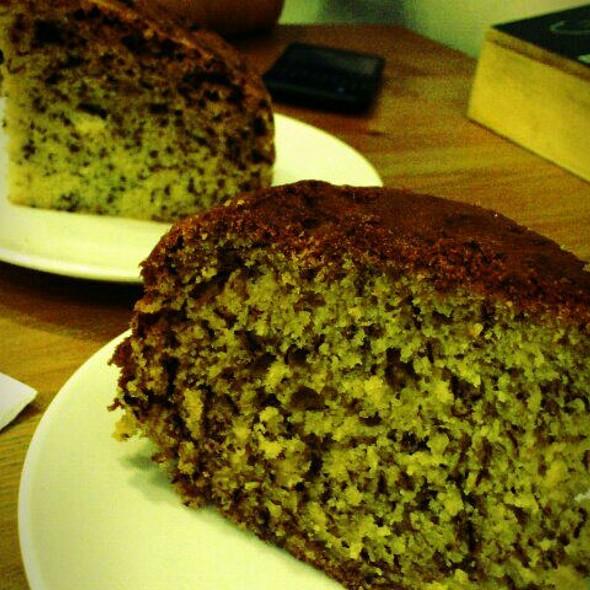 Banana Cake @ Old School Delights