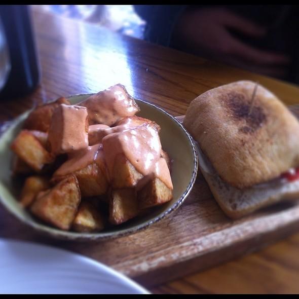 Serranito @ Cava Spanish Restaurant & Tapas Bar
