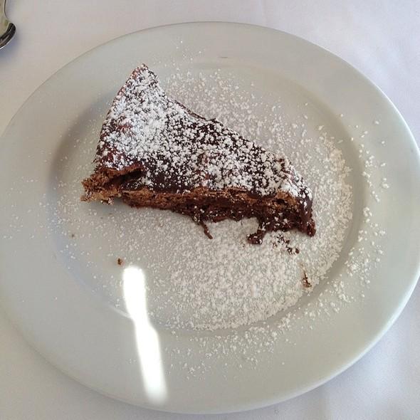Bolo De Chocolate @ Peixe Na Linha