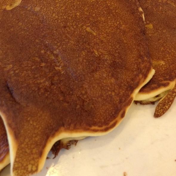 Silver Dollar Pancakes @ Kouros Diner