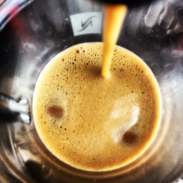 Espresso @ Nespresso PJM