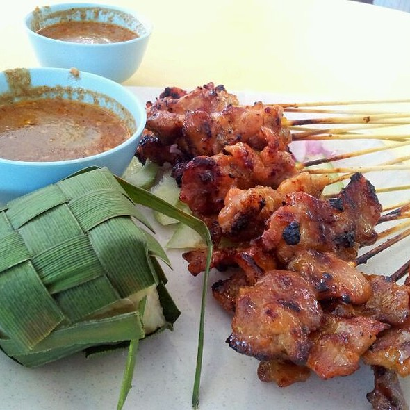 satay @ Old Airport Road Hawker Center