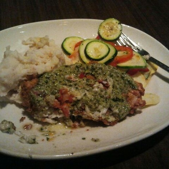Pan Fried Snapper @ Z'Tejas Southwestern Grill