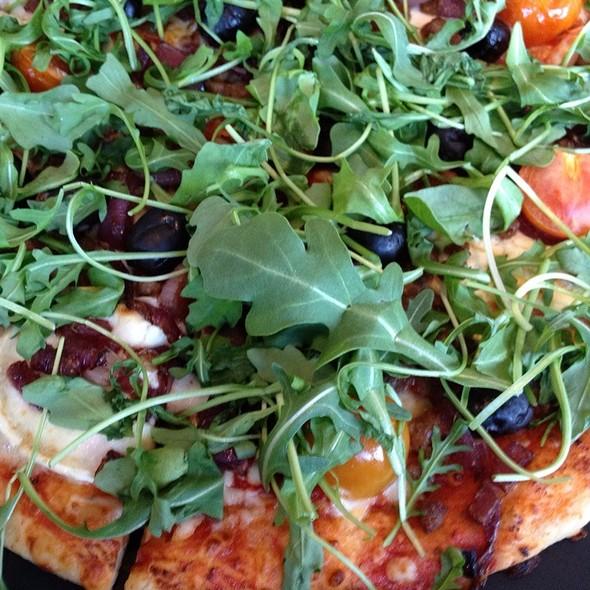 Heavenly Veggie Panini @ Pizza Hut Newmarket Road Cambridge