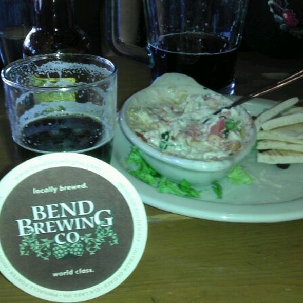 Pinnacle Porter And Jalapeno Artichoke Dip