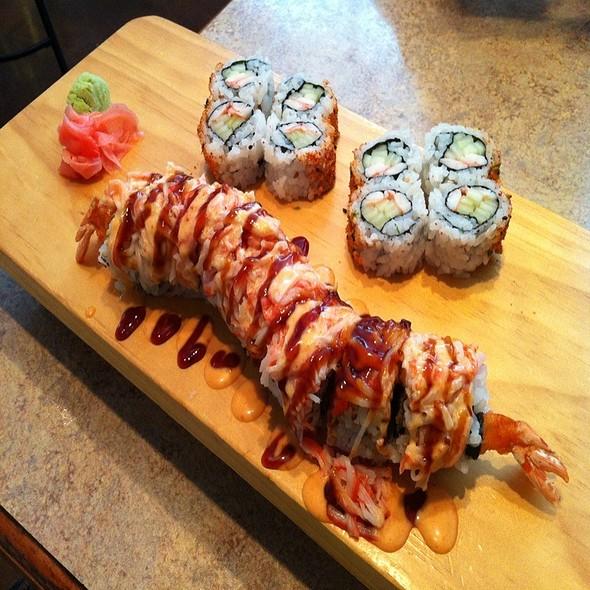 Rolls @ Sushi Haru